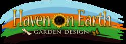 Haven On Earth Garden Design Logo